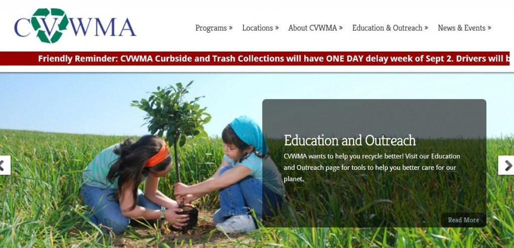 CVWMA Home Page
